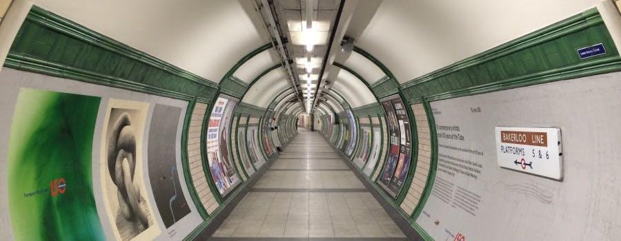 Secret London: 10 Secrets of the London Underground