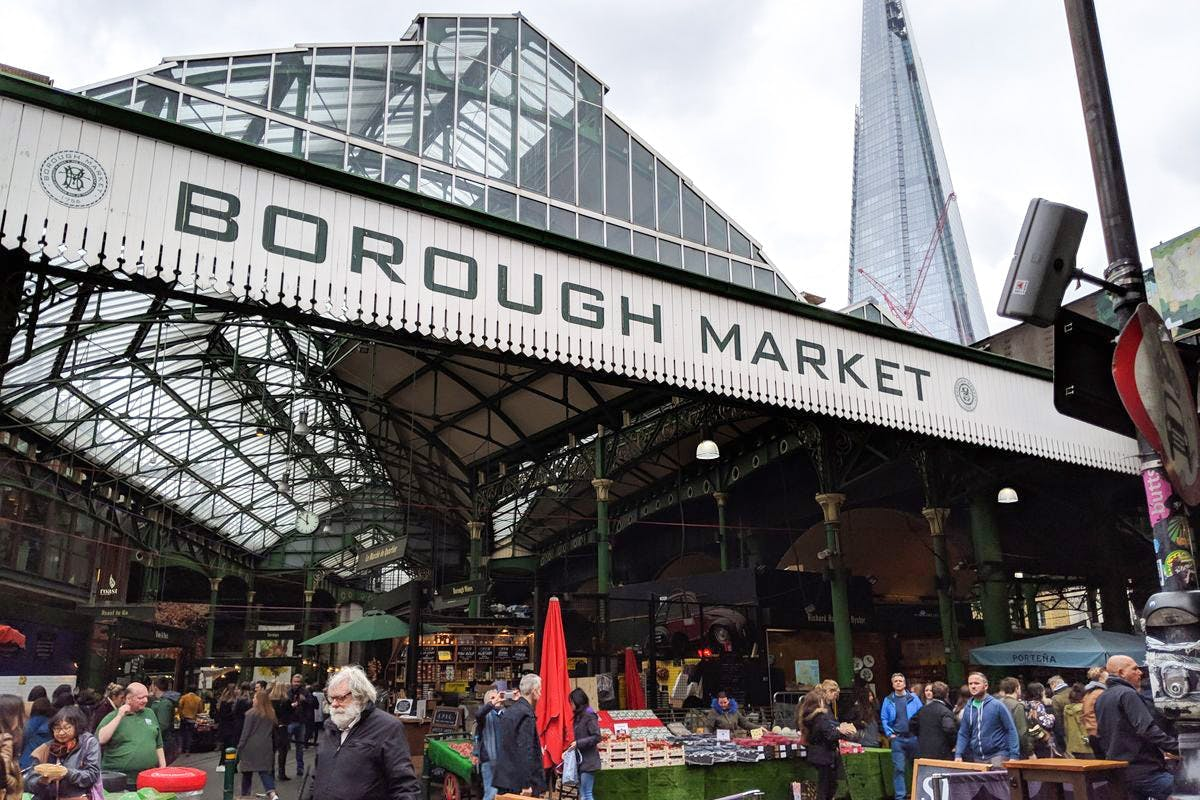Borough Market Craft Beer Tasting Tour for Two