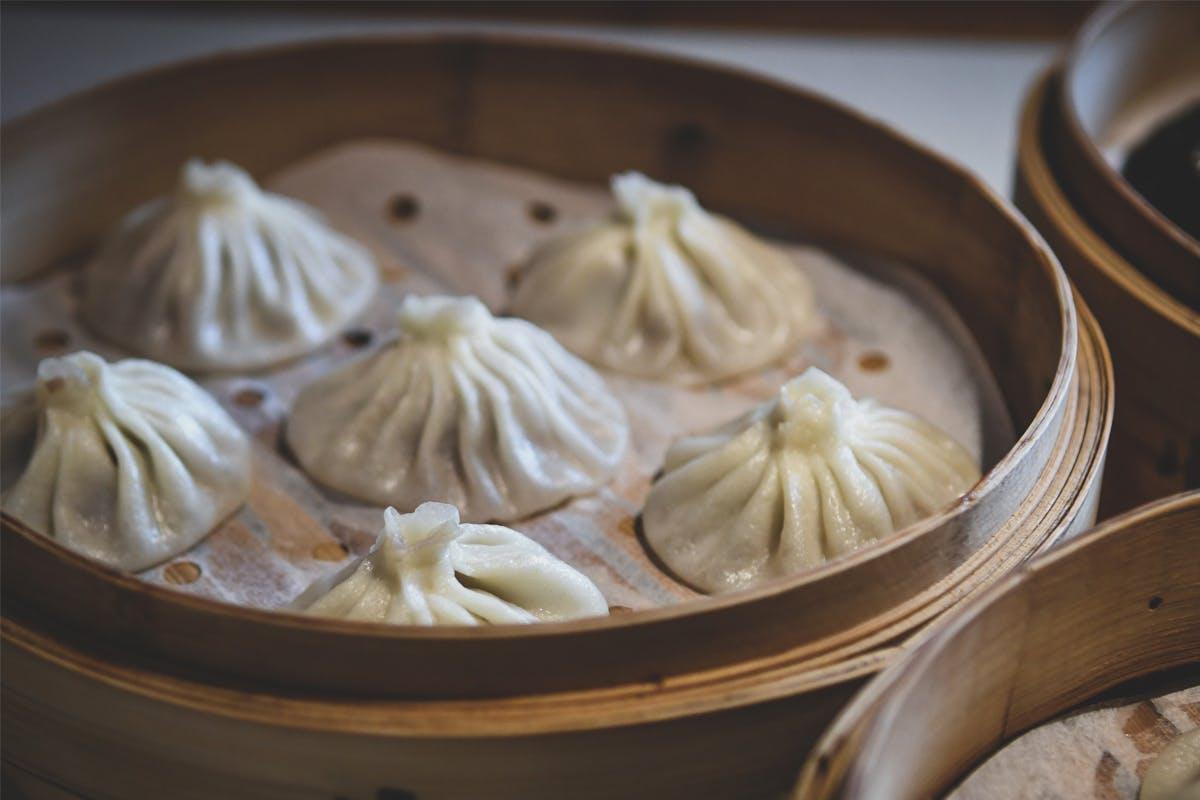 Sumptuous dumplings