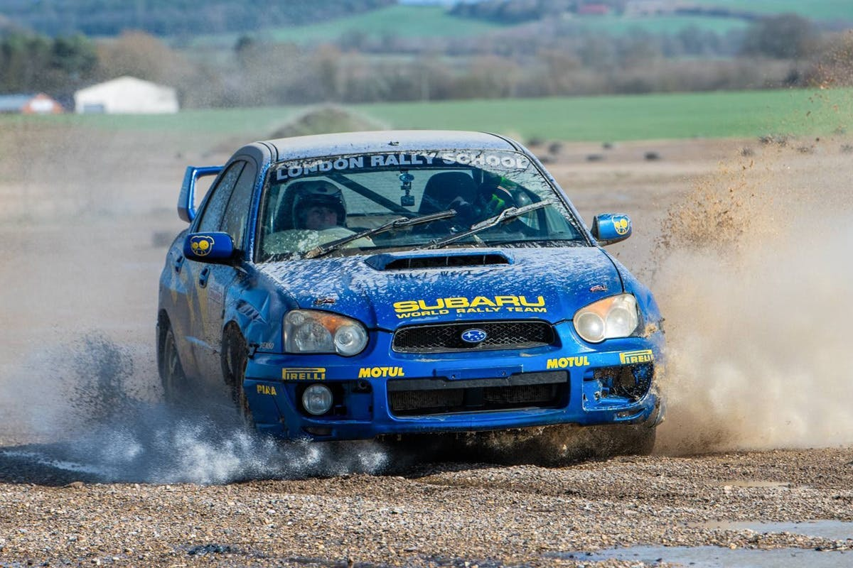 Full Day Three Car Rally Challenge Driving Experience
