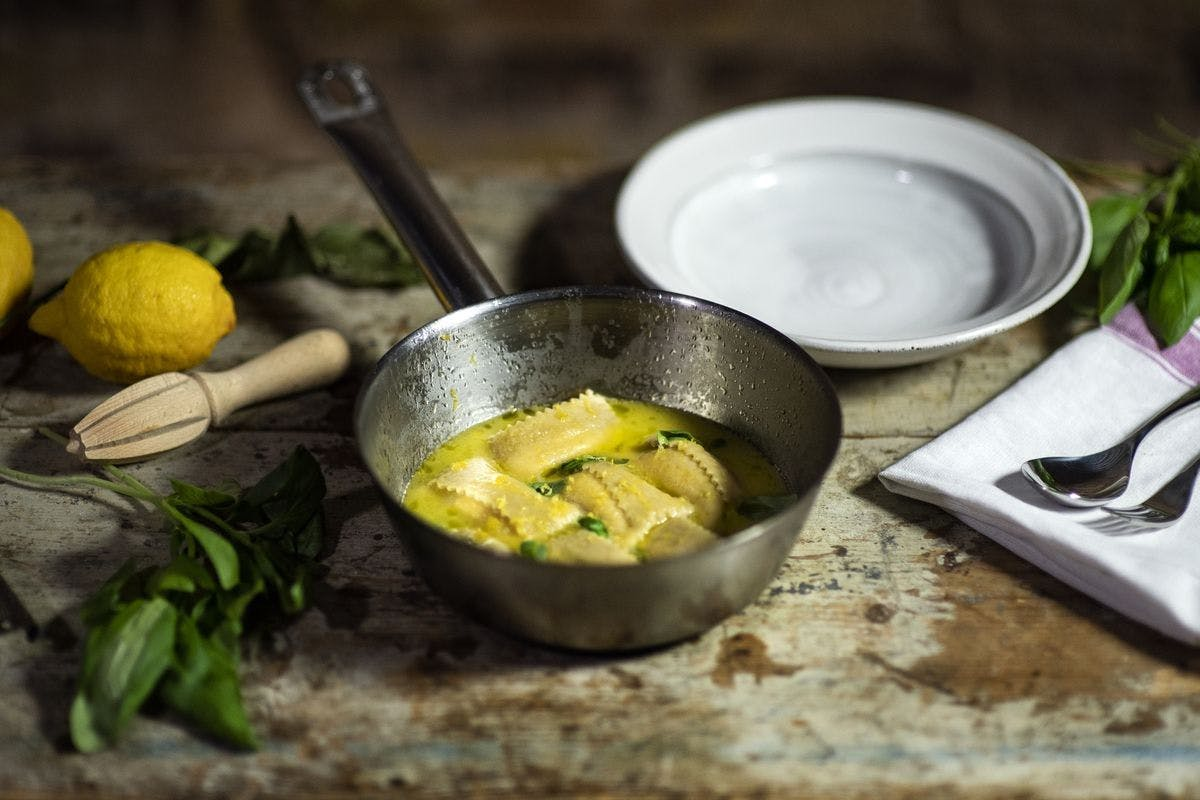 Half Day Master the Pasta Cookery Class at Sauce by The Langham