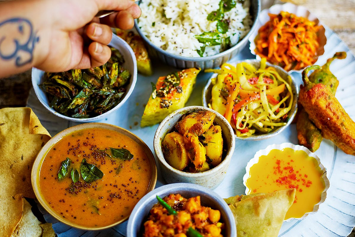 Vegetarian cookery class Jamie Oliver Cookery School London vegetarian gifts and experiences Virgin