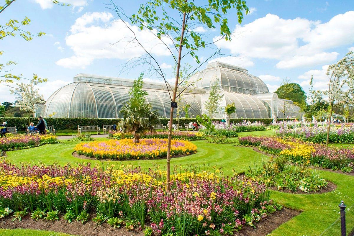Family Visit to Kew Gardens