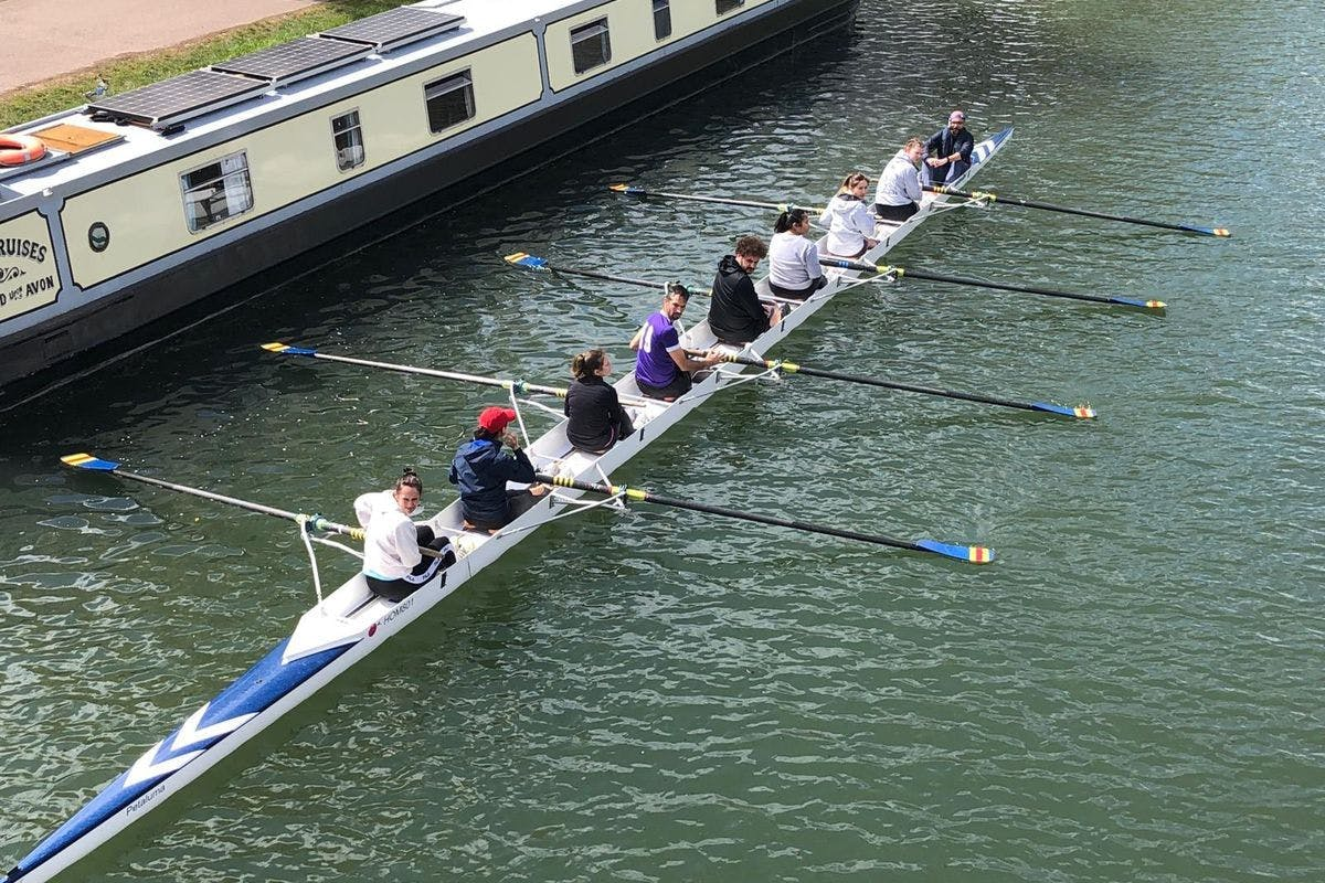 Rowing Experience at the City of Cambridge Rowing Club
