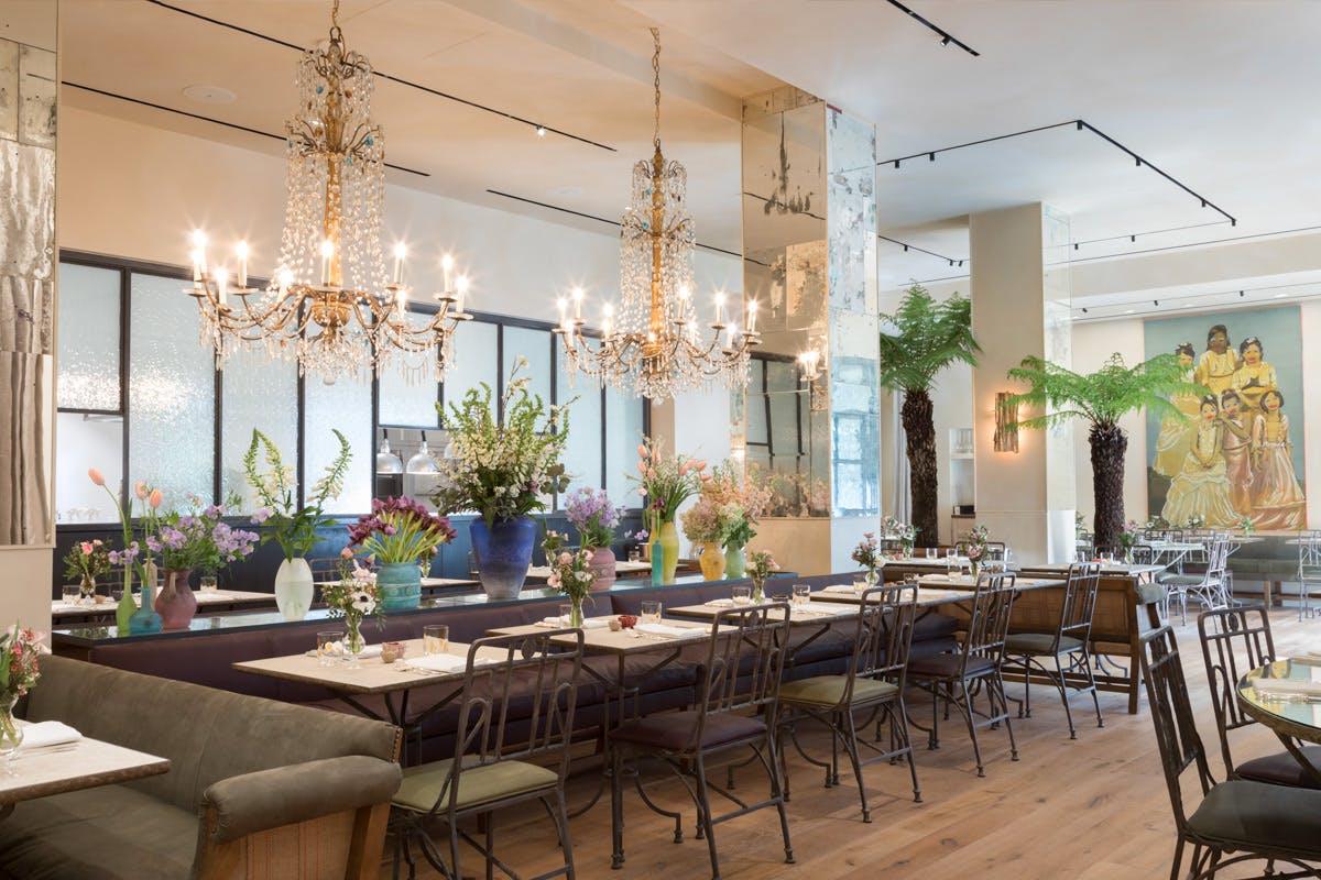 Vegan fine dining London 2020 The Petersham Covent Garden six course menu Virgin Experience Days