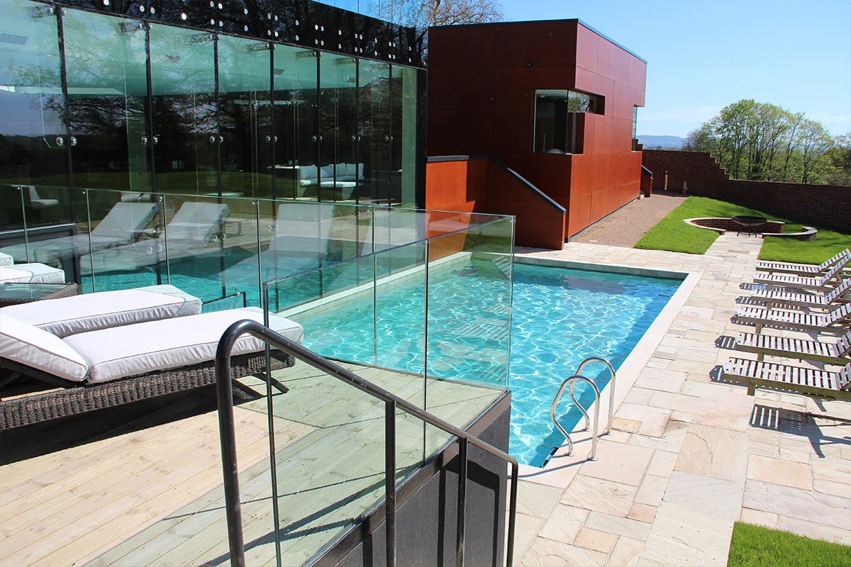 Spa morning with treatment and lunch at Ockenden Manor