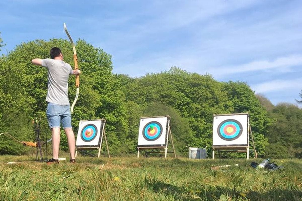 Target Archery Experience for Two