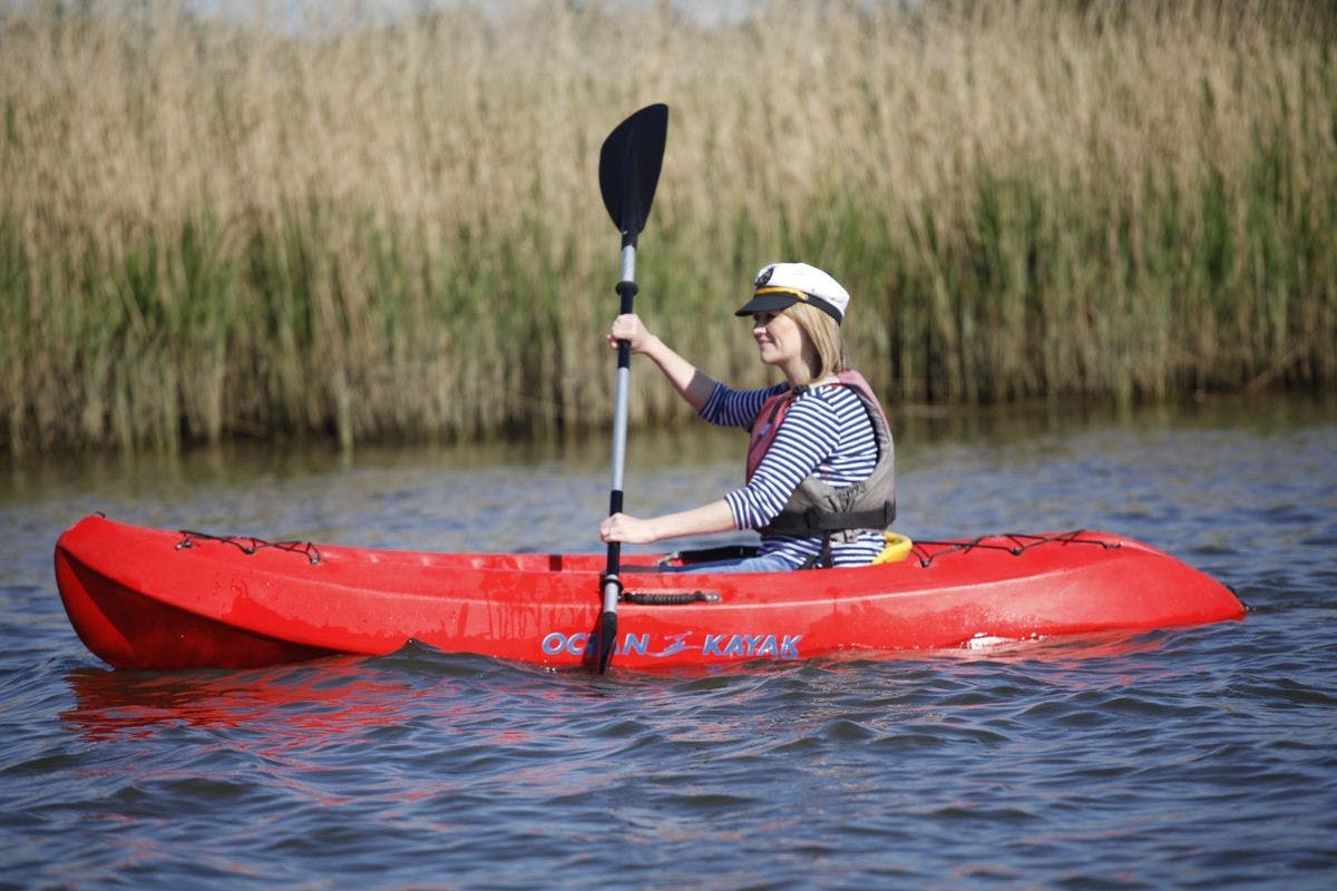 Kayaking Experiences on The Thames at Richmond