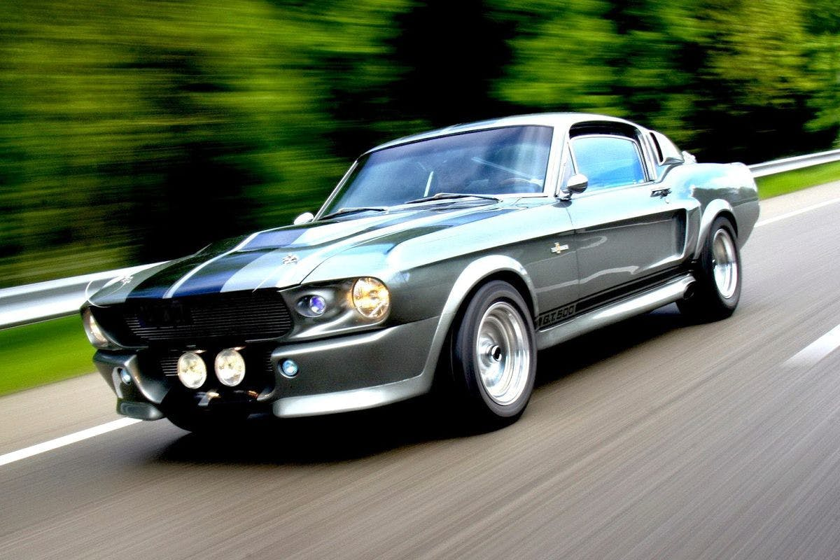 Triple Classic Car Driving Experience with High Speed Passenger Ride