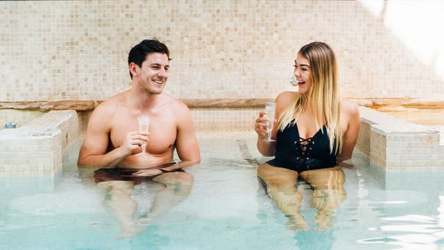 Two Night Pamper Break with Treatment, Dinner and Prosecco for Two at the 5* Roseate Reading