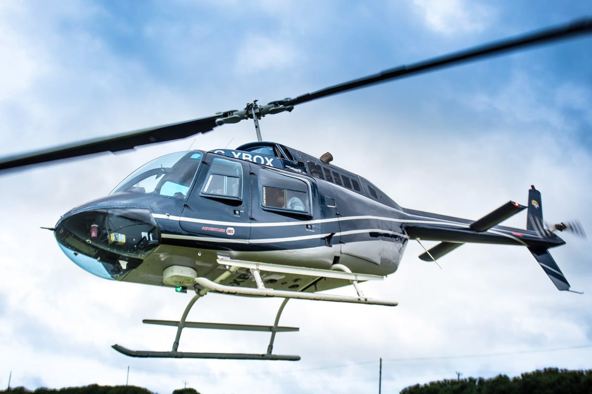12 Mile Themed Helicopter Flight for Two