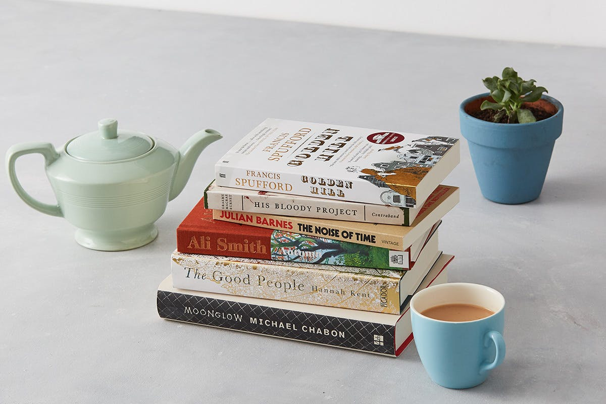 12 Month Bespoke Book Subscription