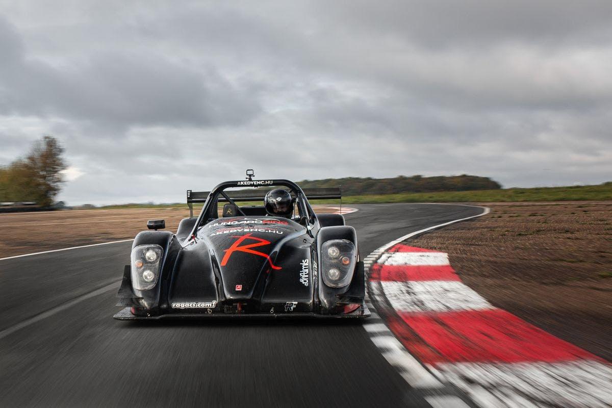 12-Lap Radical SR5 Race Car Experience