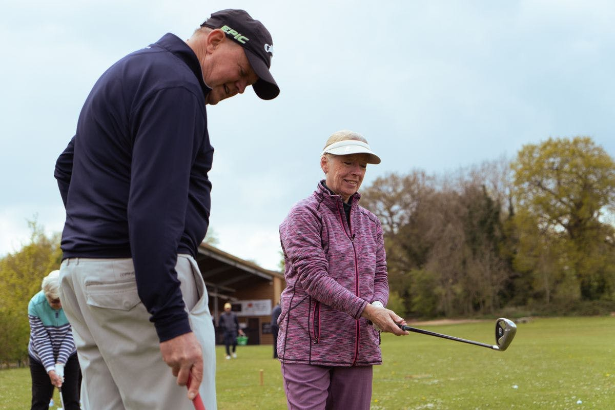 30 Minute Golf Lesson With A Pga Professional   Virgin Experience Days Voucher