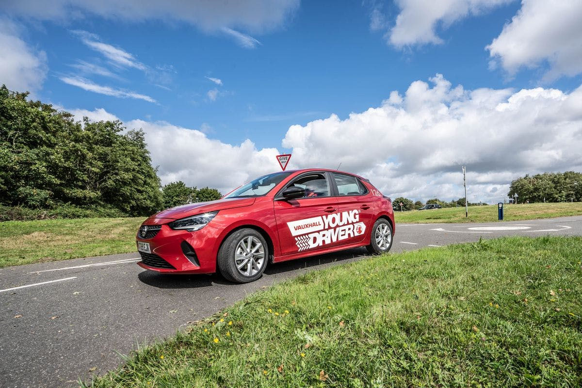 30 minute Young Driver Experience