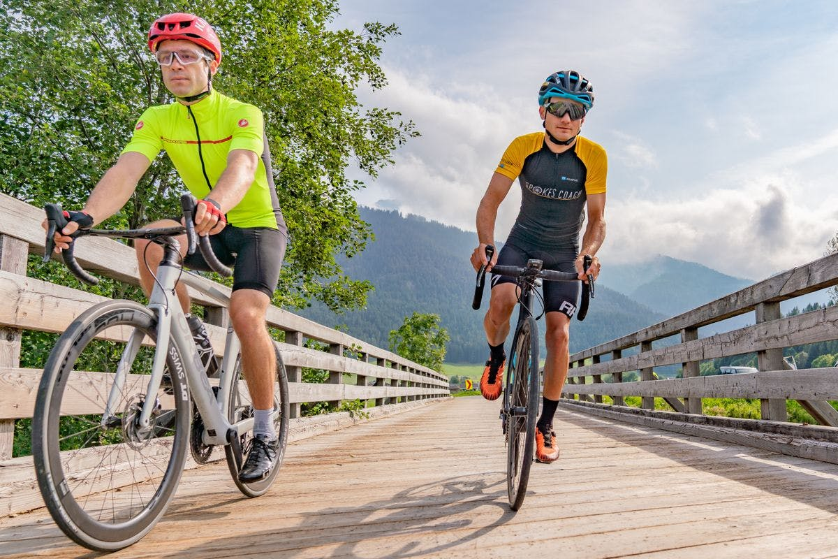 4 Week Personal Online Cyclist Coach and Training Plan