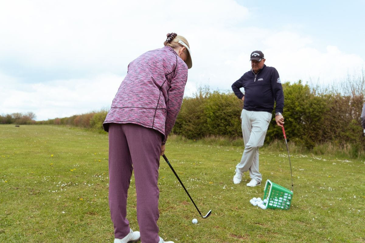 60 Minute Golf Lesson with a PGA Professional