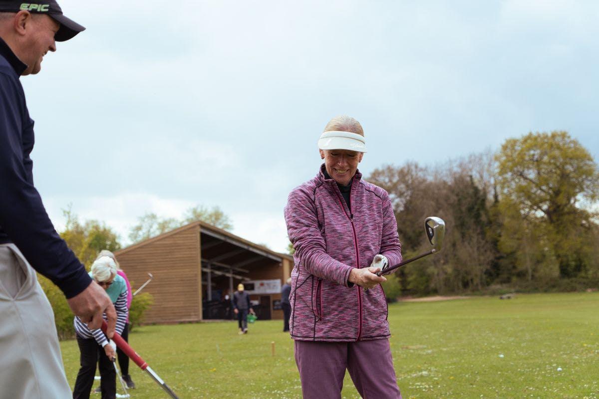 9 Hole Golf Lesson with a PGA Professional