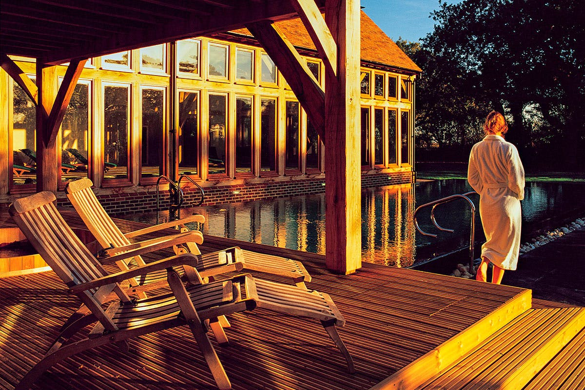 Evening Spa Treat at Bailiffscourt Hotel and Spa
