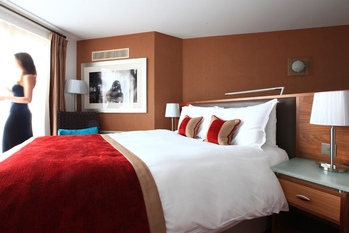 One Night London Boutique Escape for Two at The Bermondsey Square Hotel