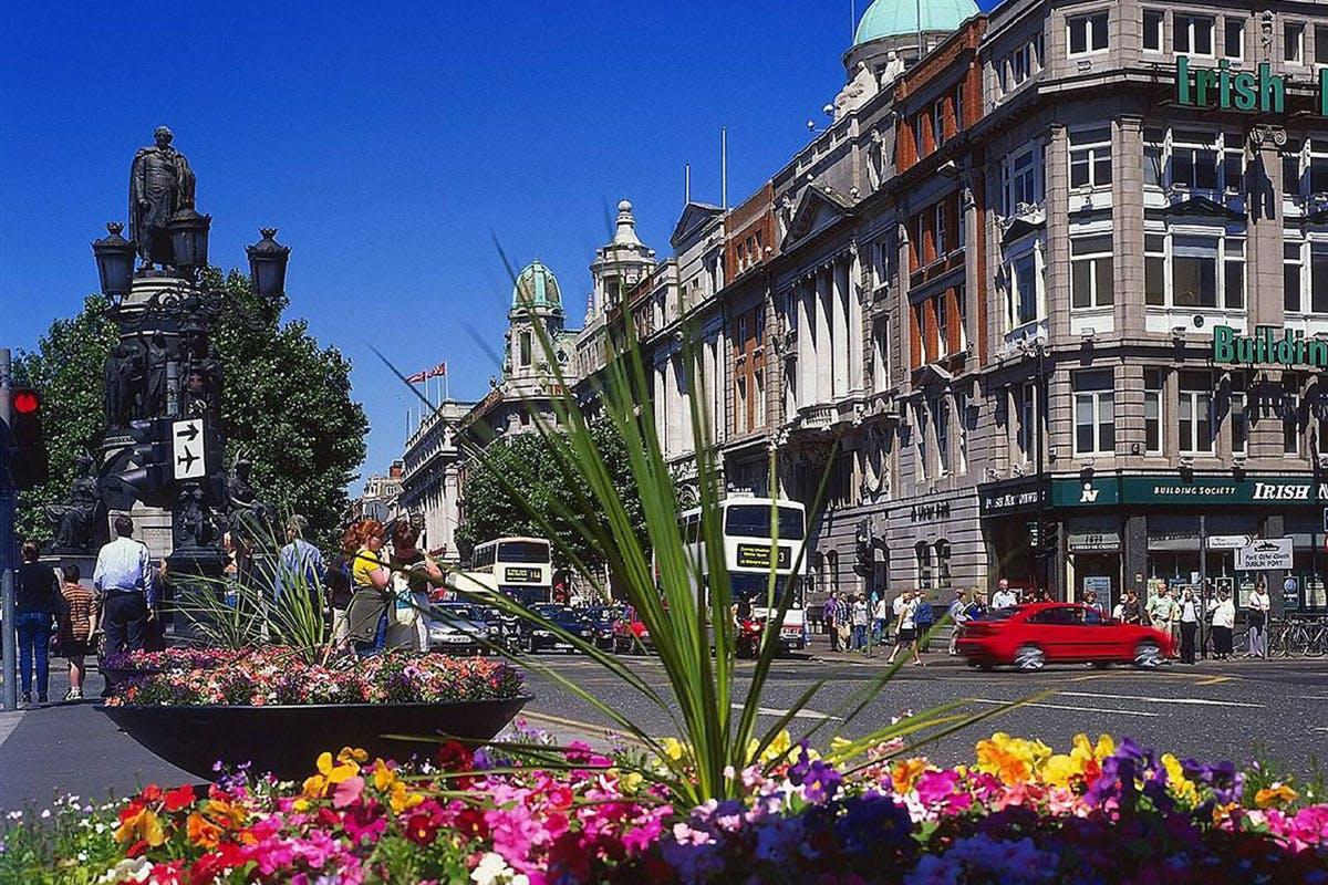 Three Night Dublin Culture Break for Two
