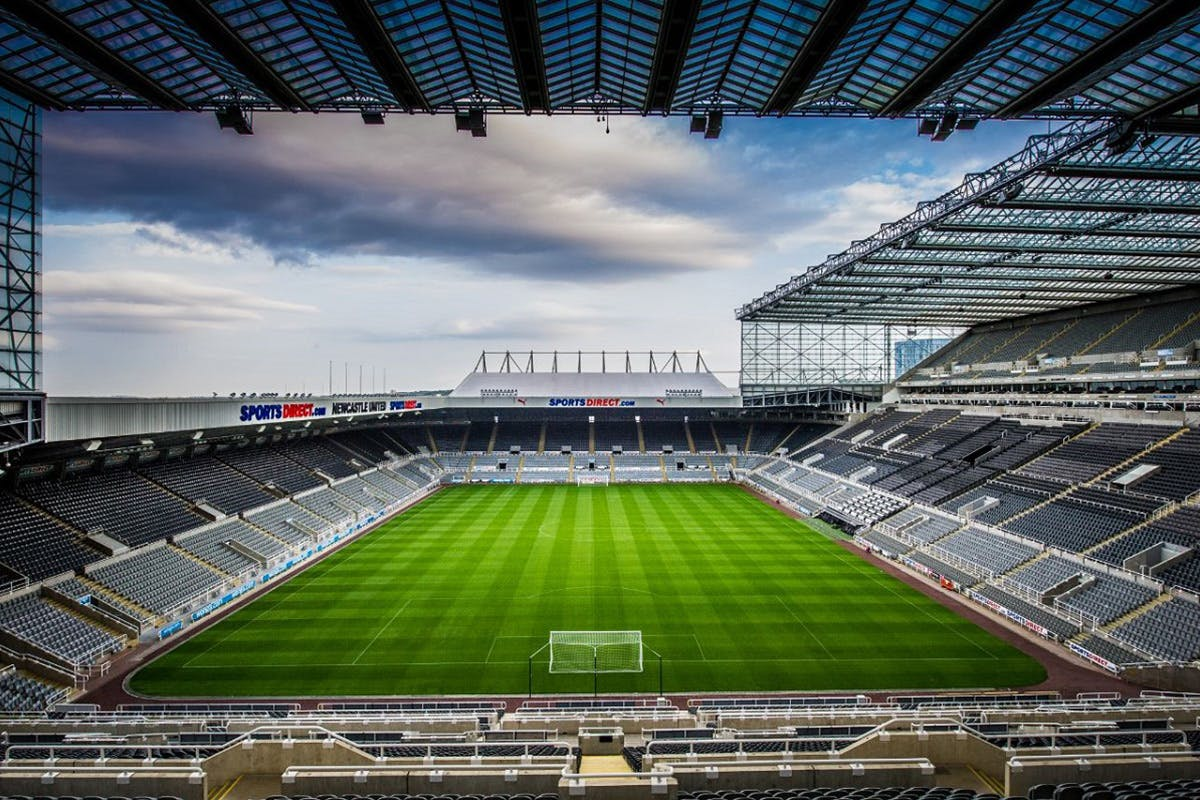 Newcastle United Family Stadium Tour