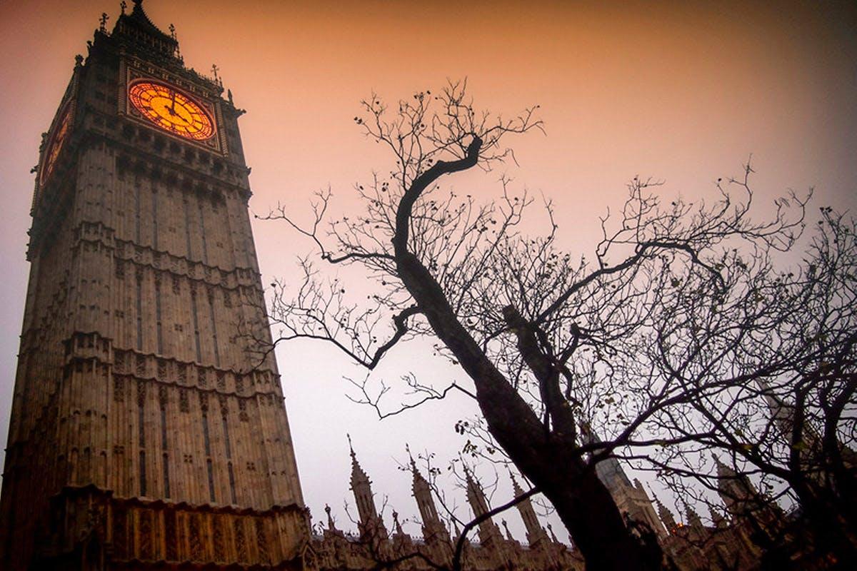 London Bridge Ghost Walking Tour for Two