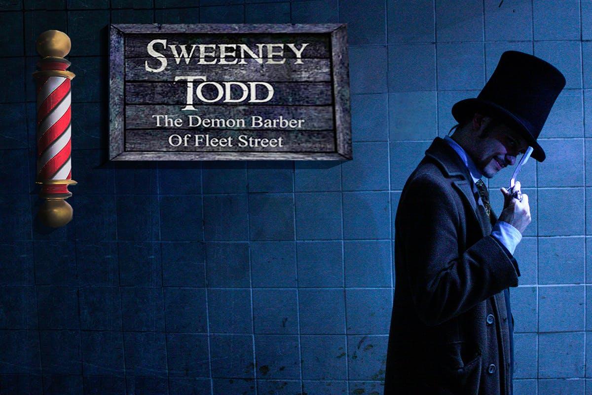 Tour con guida della Londra di Sweeney Todd per due persone
