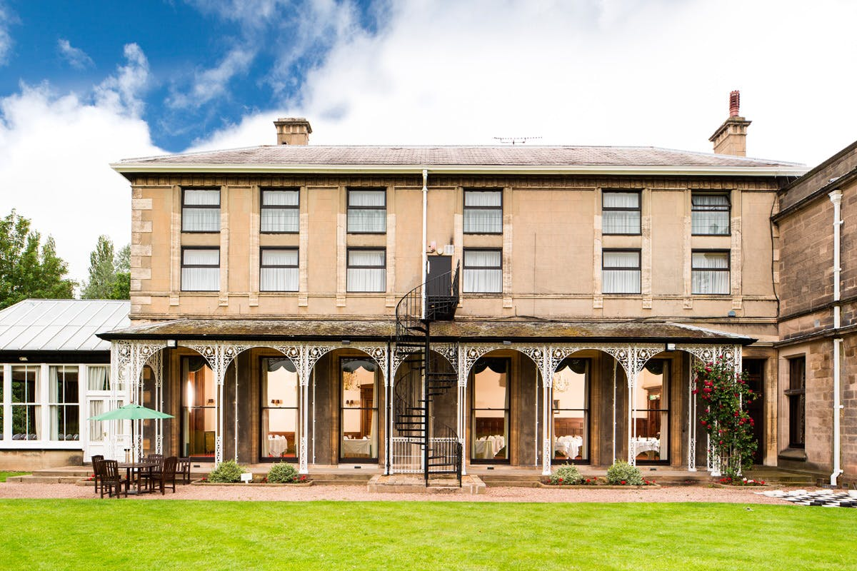 One Night Break for Two at the Mercure Newton Park Hotel, Burton On Trent