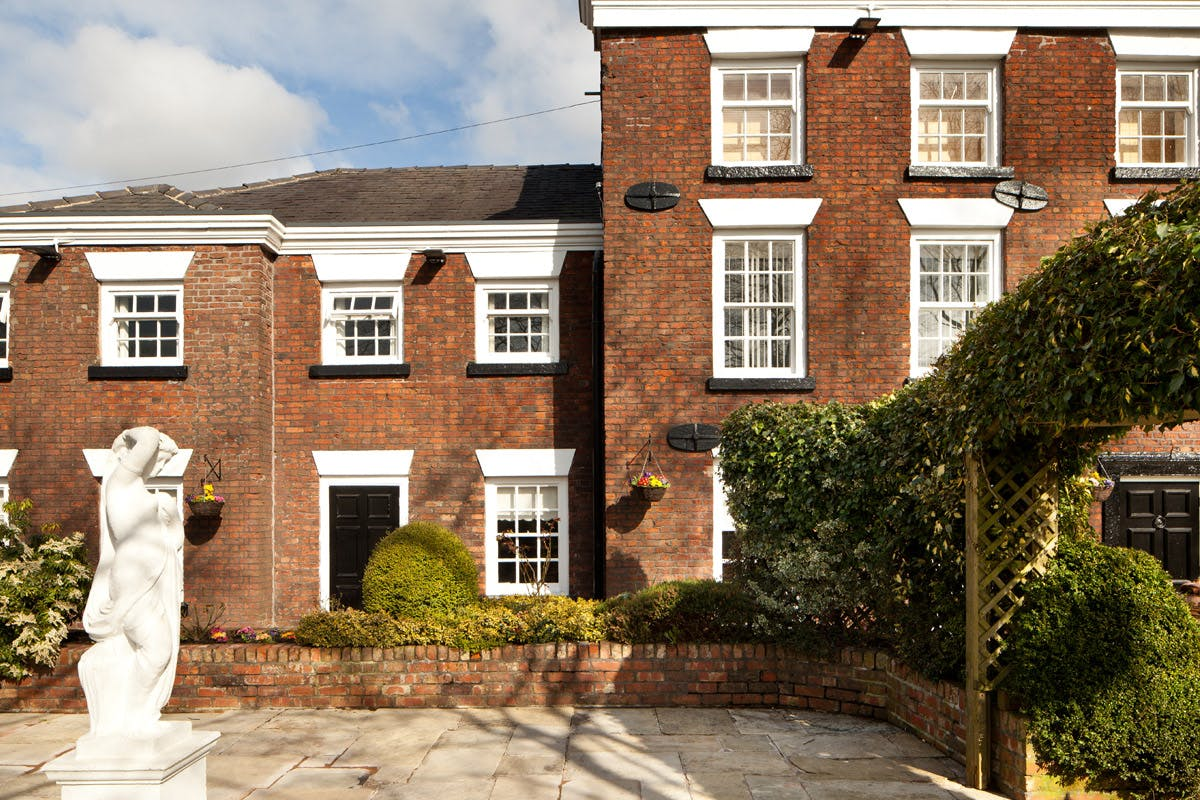 One Night Break with Dinner for Two at the Bolton Georgian House Hotel