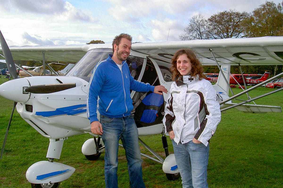 Introductory Microlight Flight