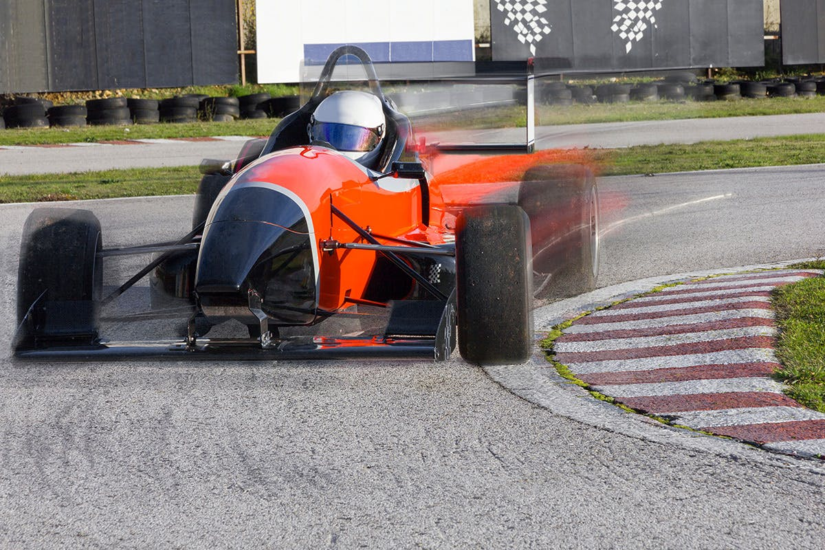 Single Seater Racing Driver Experience