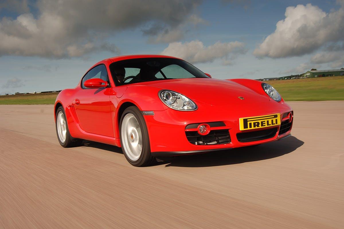 Porsche Cayman Thrill