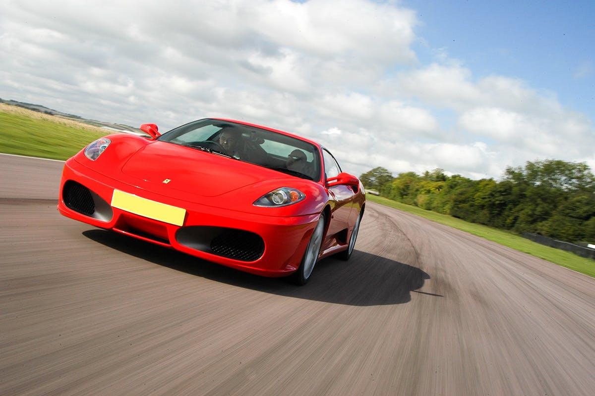 Ferrari F430 Extended Experience at Thruxton