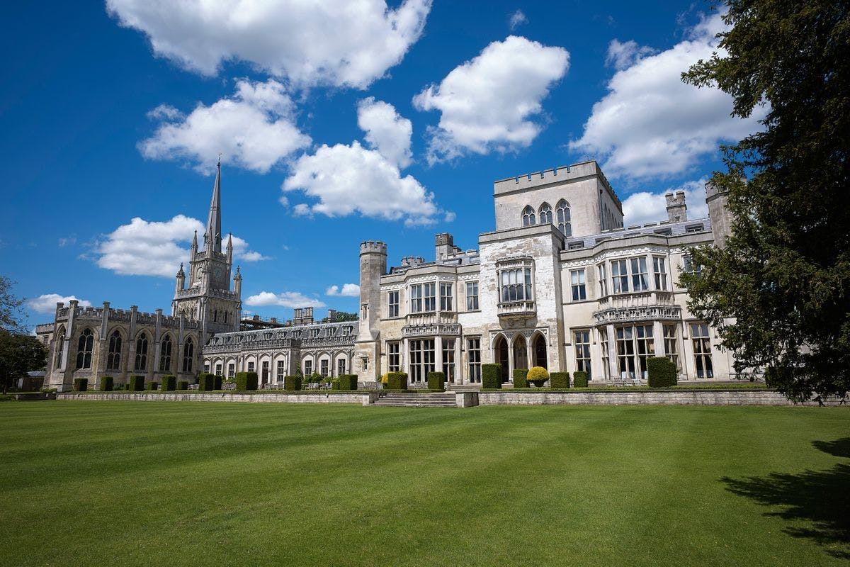 Afternoon Tea and Entrance to the Private Gardens for Two at Ashridge House Country Estate