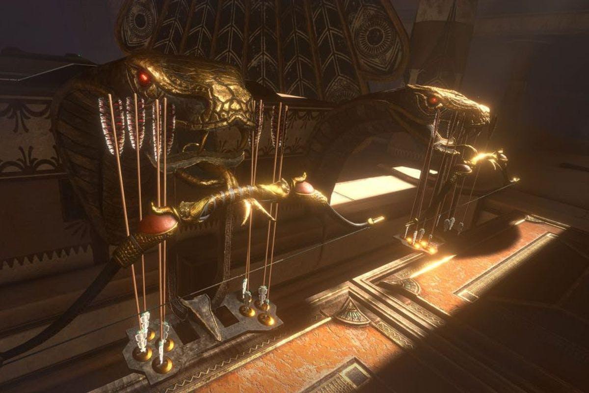 Assassin's Creed - Escape The Lost Pyramid VR Adventure for Two