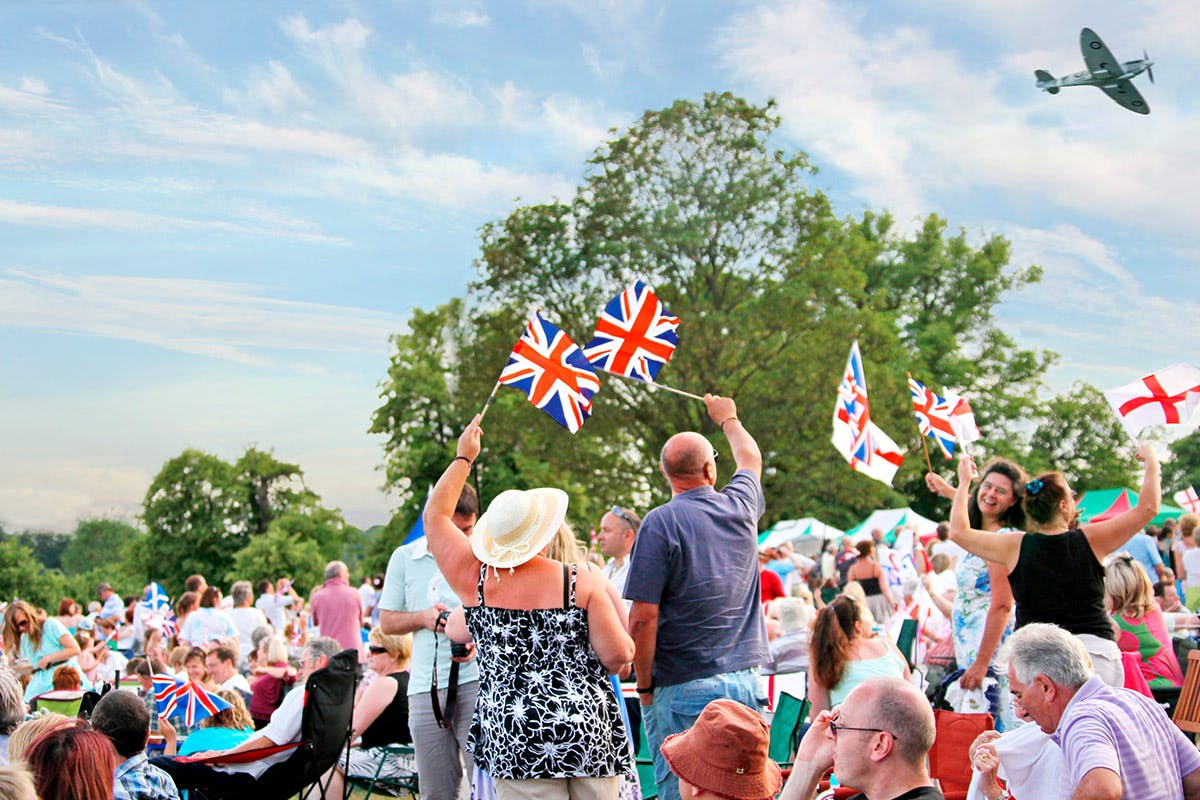 Battle Proms - Classical Summer Concert for Two