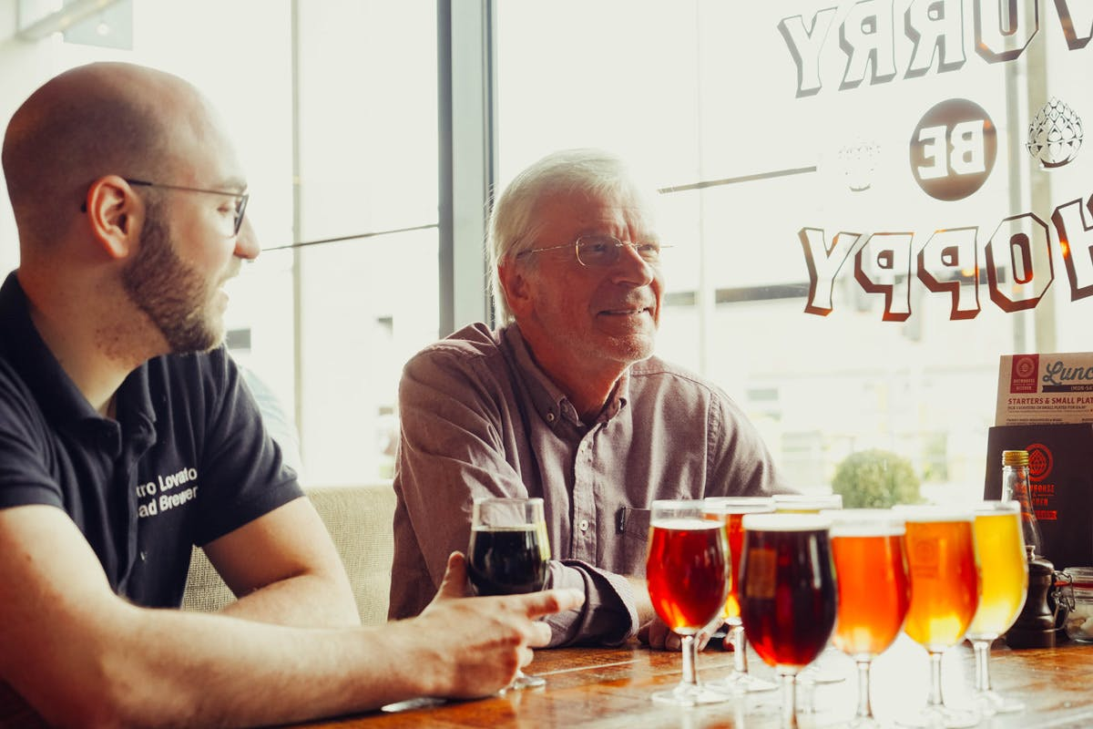 2 Hour Beer Masterclass With Tastings And Gourmet Burger Meal Gift Voucher For Two