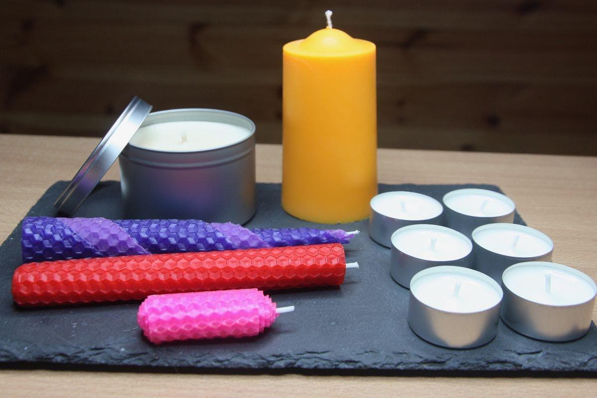 Beginners Online Candle Making Workshop