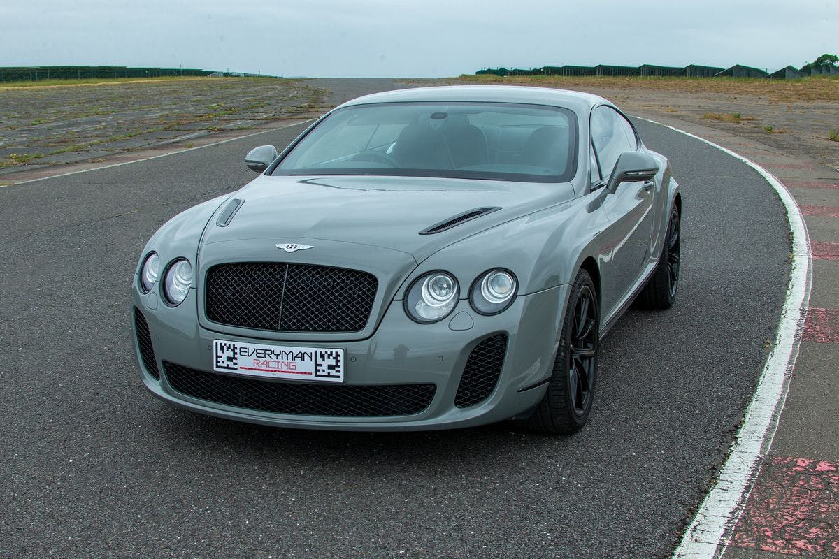 Bentley Supersport Driving Experience - Anytime