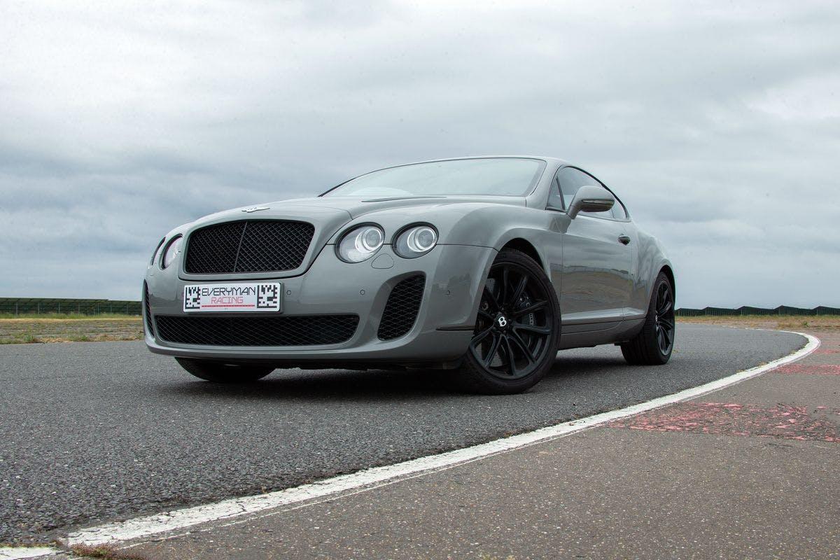 Bentley Supersport Driving Experience - Weekday