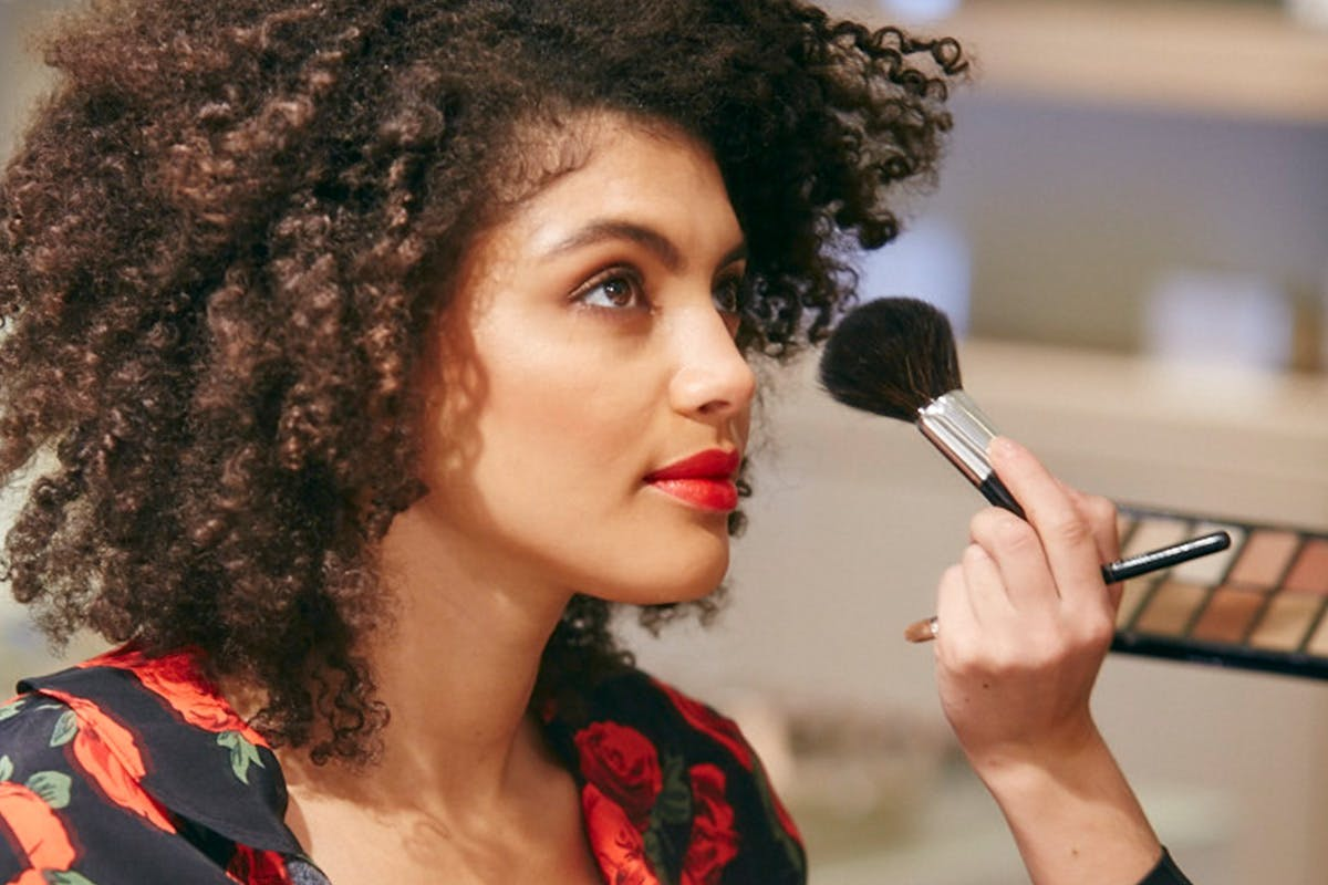 Bespoke Makeup Lesson and Foundation Matching with Cosmetics a la Carte