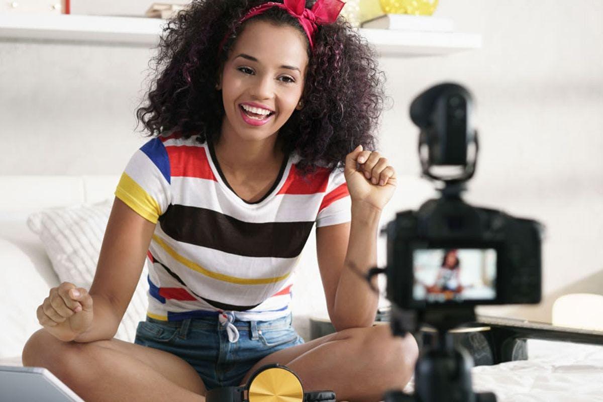 Blogging, Vlogging and Social Media Influencer Online Course
