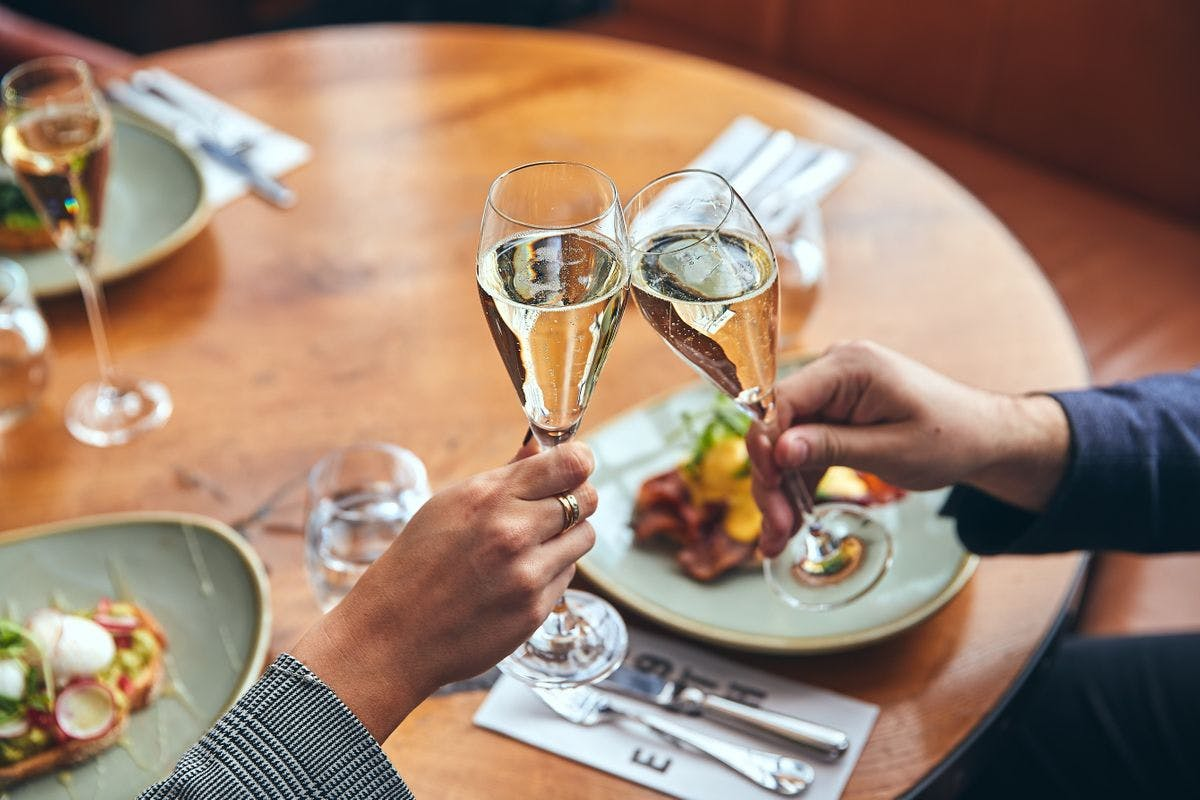 Brunch with Free-Flowing Prosecco or Bloody Marys for Two at East 59th