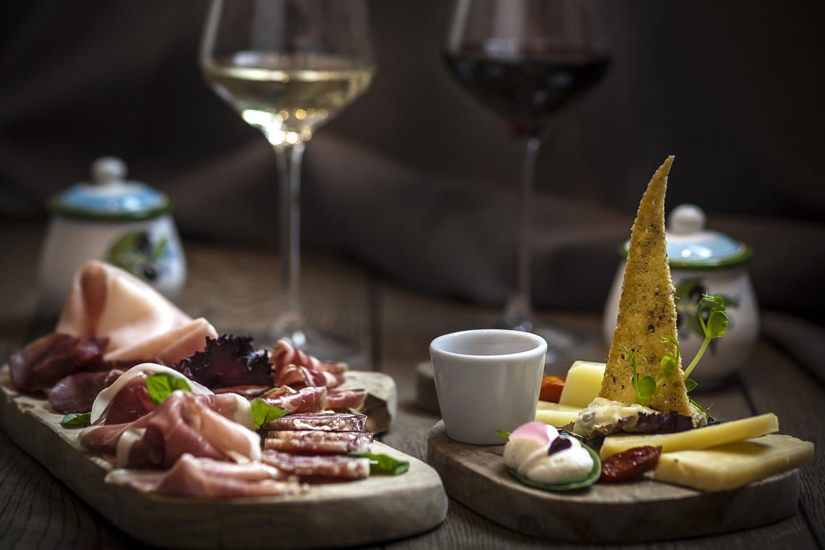 Cheese, Charcuterie and Wine Pairing for Two at Hotel Xenia, Kensington