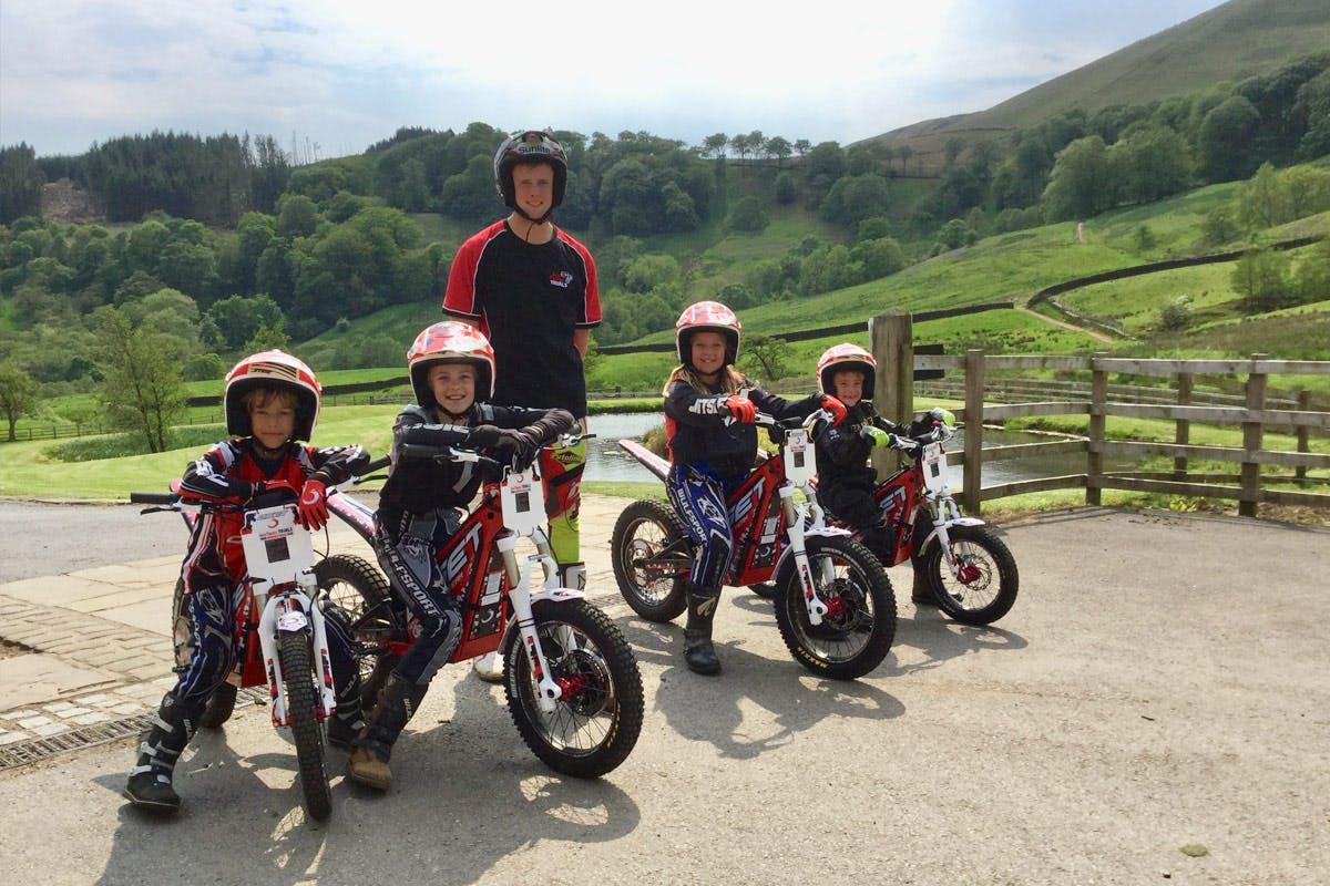 Children's Trial Bike Experience