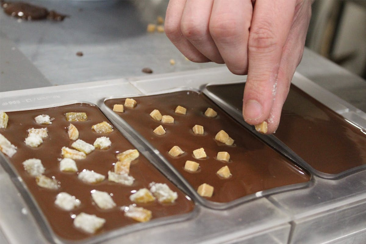 Chocolate Bar Making Workshop for Two at York Cocoa Works