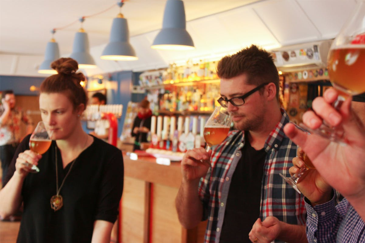 City of London and Shoreditch Craft Beer Tour with Tastings