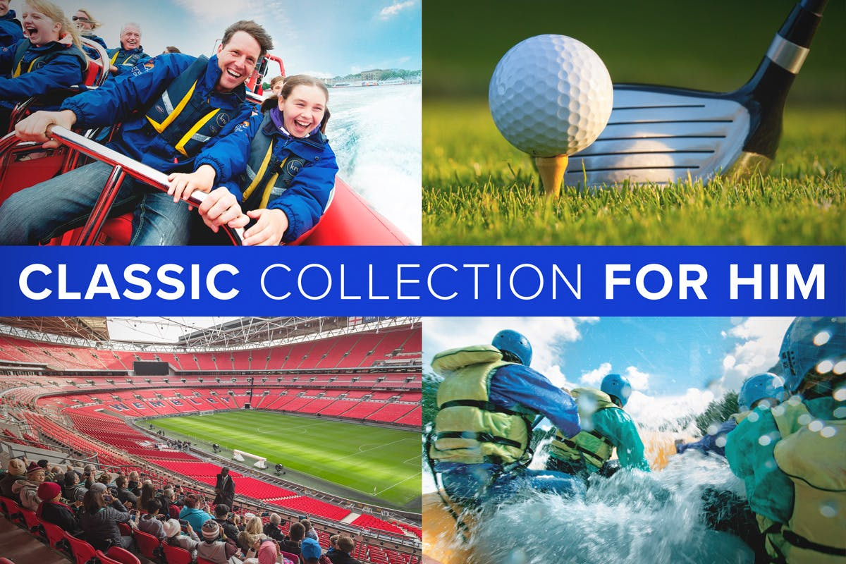 Classic Collection for Him