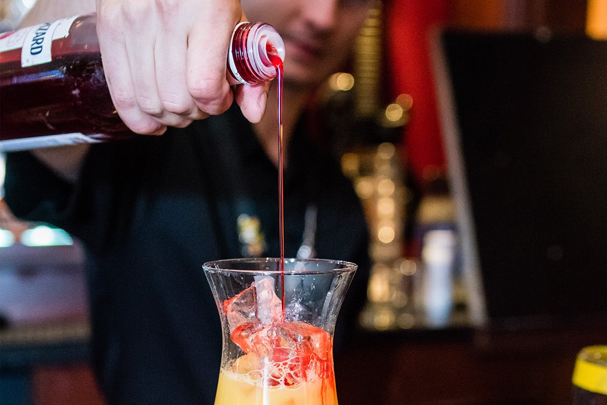 Cocktail Masterclass for Two at Hard Rock Cafe, Edinburgh